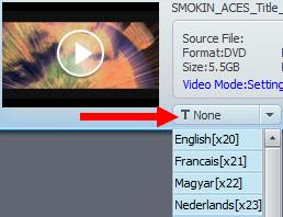 add subtitles in Wondershare Video Converter Ultimate