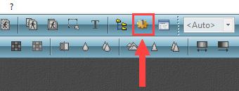 automate / batch icon in photofiltre