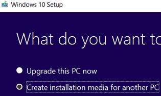 Clean Install Windows 10 Image 1