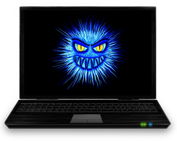 Virus, Malware & Spyware can make a PC Slow