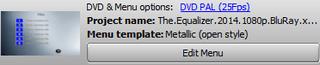 edit dvd menu in convertxtodvd