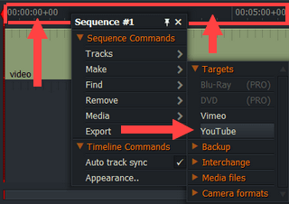 how to delete audio in lightworks