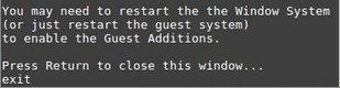 install guest additions in linux mint in virtualbox 3