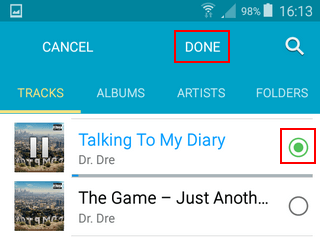 set mp3 song as ringtone on android phone 3