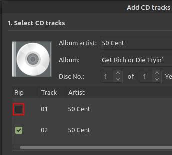 soundkonverter track list
