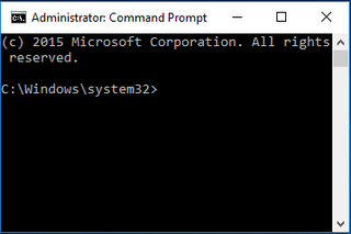 Windows Command Prompt as Administrator