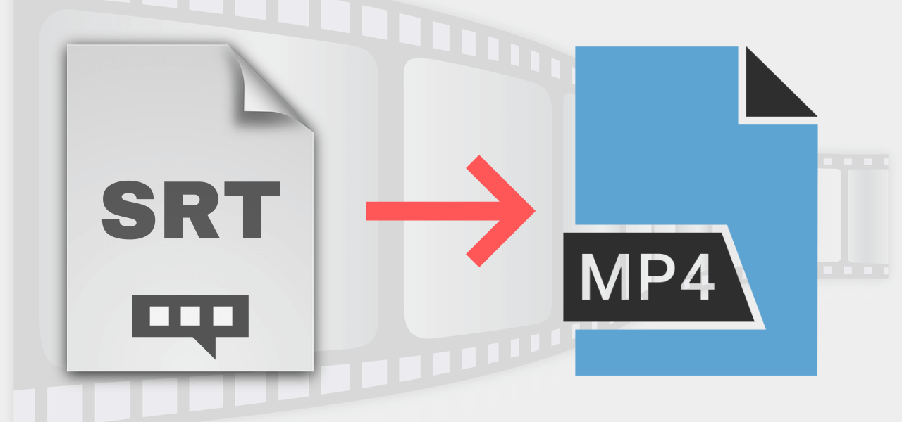Merge SRT, SUB & IDX Subtitles with Mp4